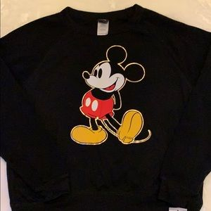 NEW! Mickey Mouse sweatshirt